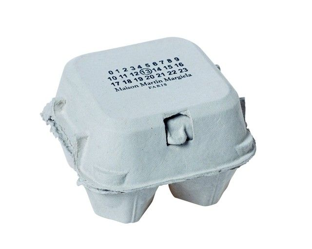Maison Martin Margiela egg box