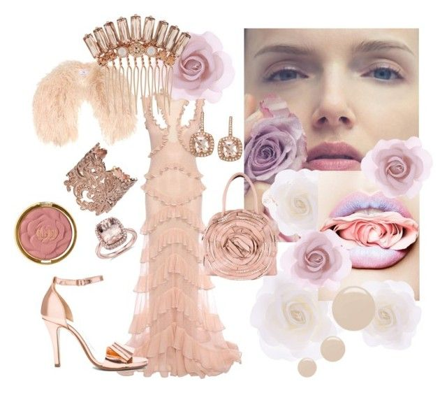 For Princess.... by petra-dickova on Polyvore featuring Alexander McQueen, Maison Margiela, Valentino, Bonnie Star, Blue Nile, Gioelli Designs, Henri Bendel, Accessorize, Milani and Topshop