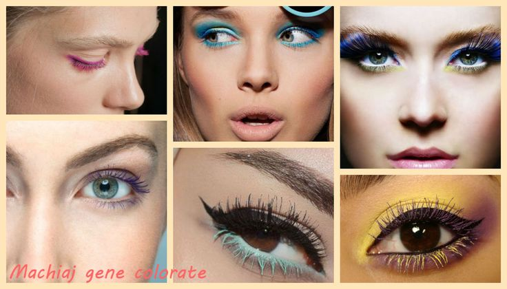 Stiluri de machiaj exotic pentru sezonul estival. #machiaj #makeup #frumusete #cosmetice #tendinte