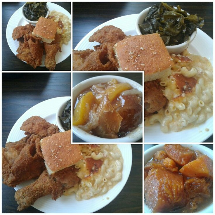 Sweetie Pie's, Inglewood, CA  ( many locations  check  listings) Fried Chicken Dinner