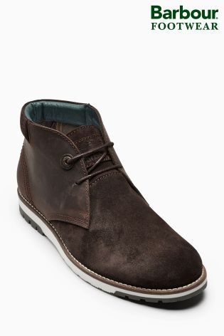 Buy Barbour® Brown Heppel Chukka from the Next UK online shop