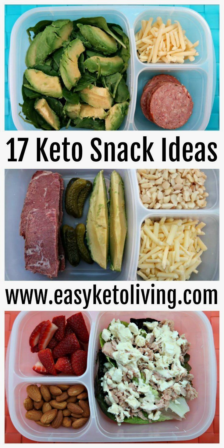 17 Keto Snacks On The Go Ideas - Easy Low Carb Ketogenic ...
