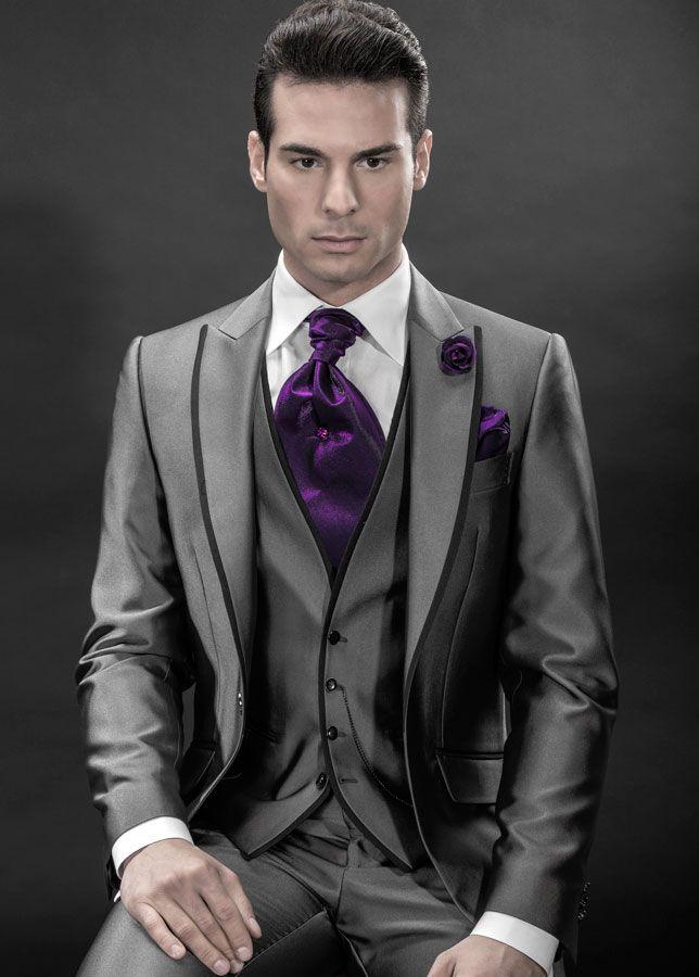 Italian Fashion Wedding Suits tux tuxedo menswear formal Style For Men Pinterest