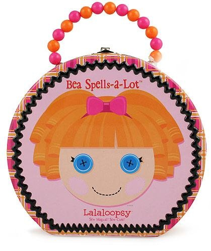 Lalaloopsy Tin Lunch Box [Bea Spells-A-Lot]$12.99