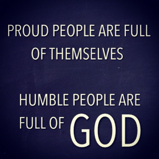 When we start making our own rules, we establish ourselves as God. This is pride. So many people confuse the modern meaning of pride - feeling good about yourself because of accomplishment with the Biblical meaning of pride - (the same fault as Eve) we can decide right and wrong for ourselves. As Christians, we follow God and God alone.