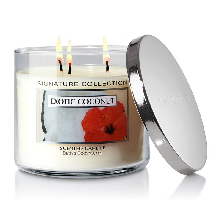 Exotic Coconut Candle