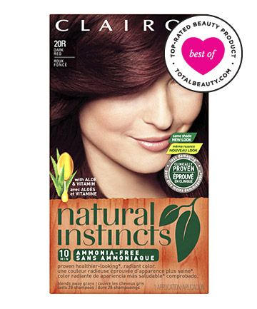 Best Hair Color Product No. 3: Clairol Natural Instincts Color Creme, $7.99 TotalBeauty.com average member rating: 8.8*