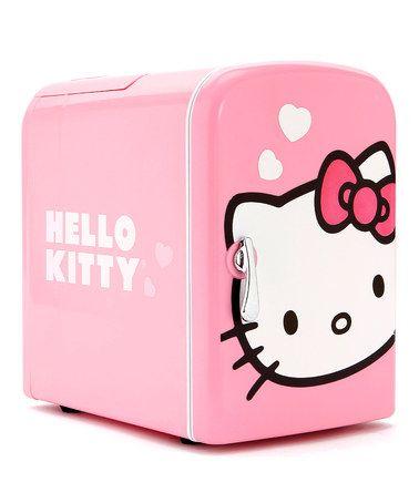 Sakar Hello Kitty Mini Refrigerator