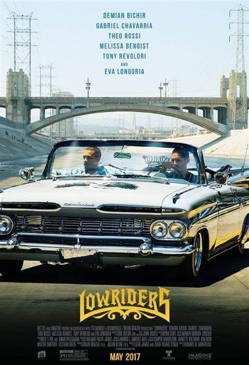 Plakat z filmu Lowriders (2016) - FilmPL