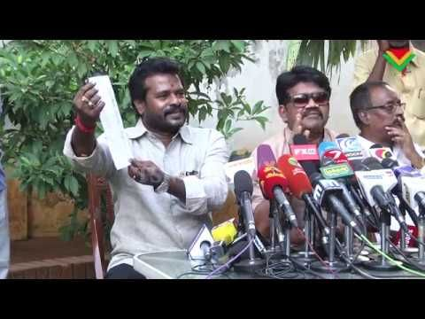 Actor Varaaki fire on Kamal Hassan And Vishal misappropriation of funds ...