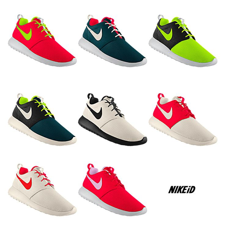 Nike Roshe Run - NIKEiD #cheap #Sneakers