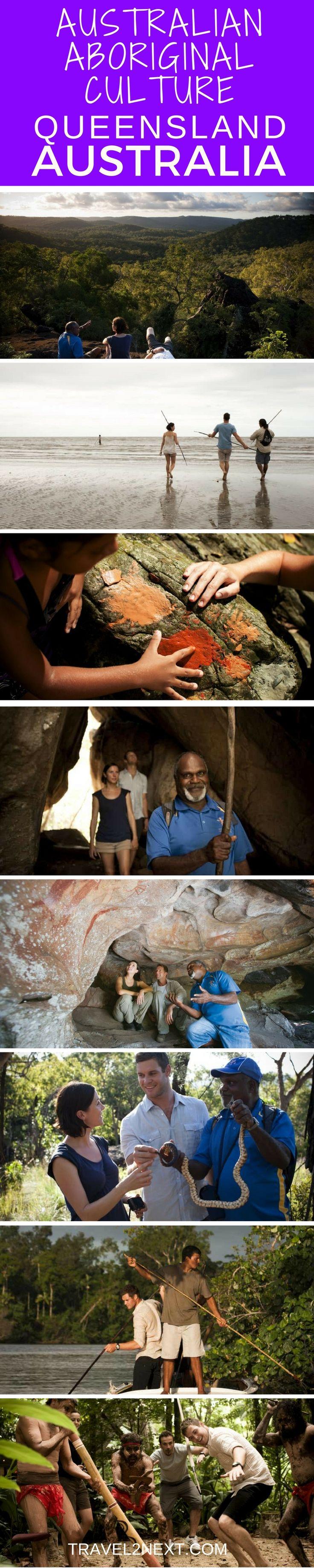 Where to experience Australian aboriginal culture when visiting Australia.