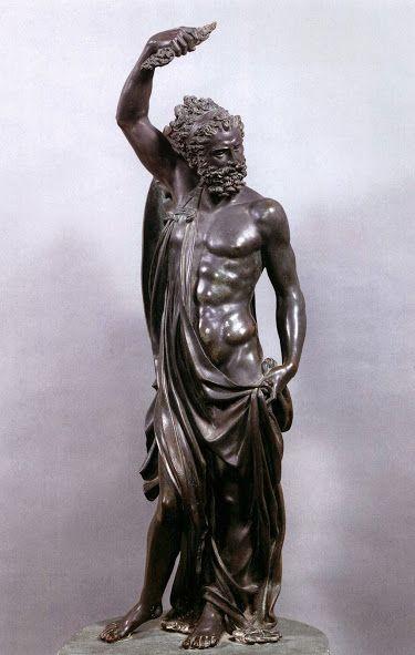 Giove (1545-1554; Firenze, Museo del Bargello)