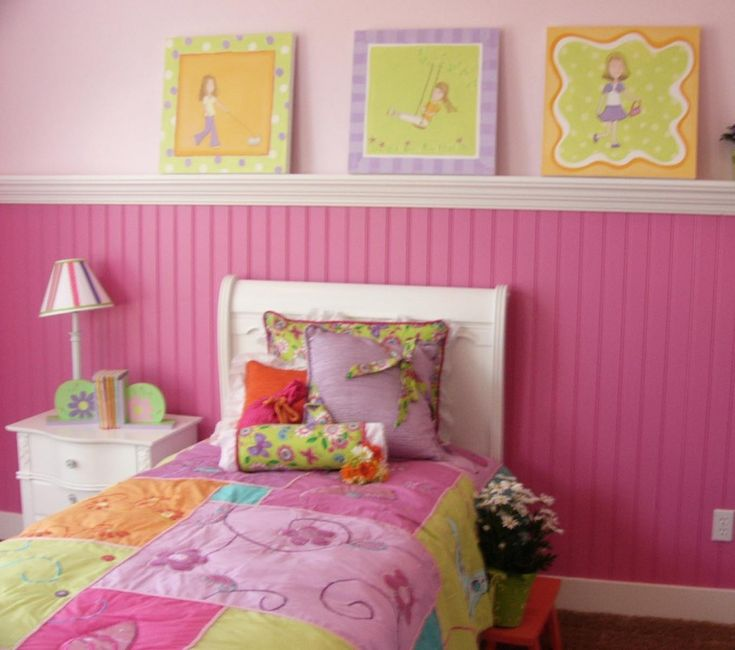 Luxury Cute Little Girls Bedroom Ideas Lovely Pink Little Girls Bedroom Ideas With Grooved Walls