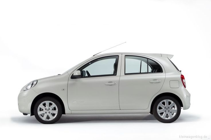 "Nissan Micra ""30 Jahre Edition"""