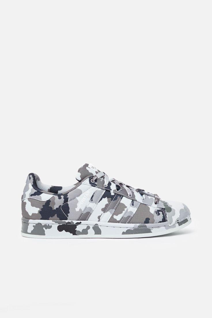ADIDAS Superstar Camo Sneakers