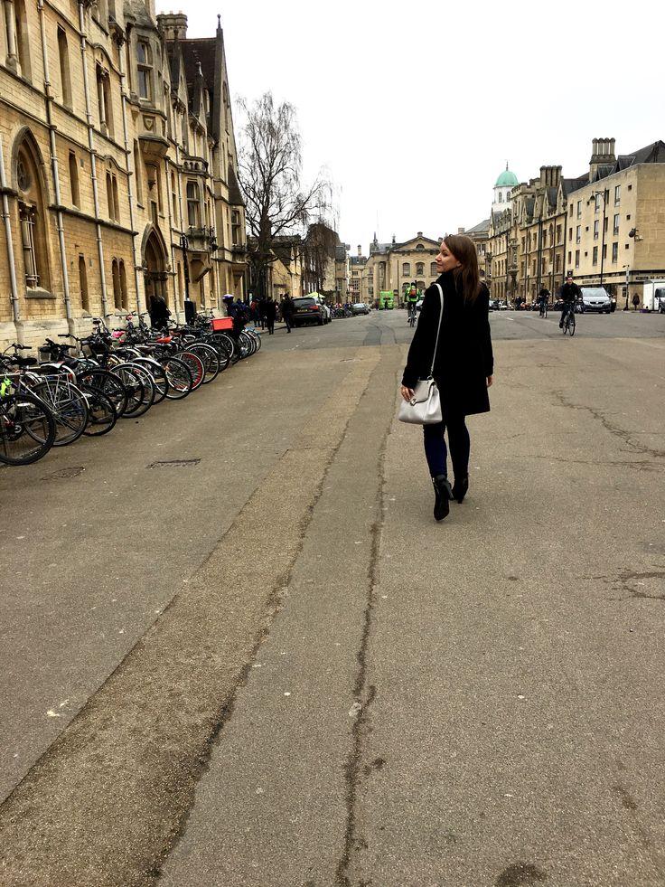 Saturday in Oxford - Jeansglam.com