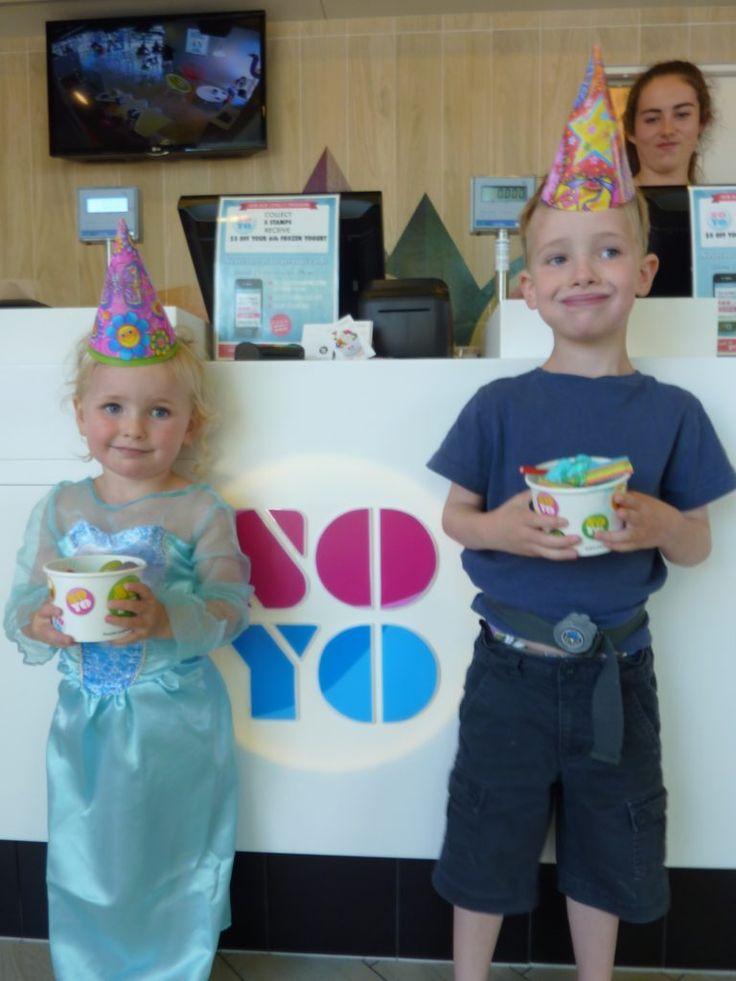 Soyo Frozen Yogurt Cafe