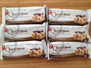 Quest bars are the only processed thing I eat , these are the best meal replacements / workout pre -meals ever and are made with all good ingredients , I highly recommend them - Breanna