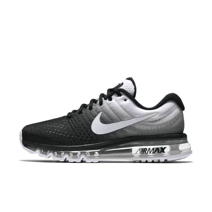 Nike Air Max 2017 Women's Running Shoe Size 10.5 (Black)