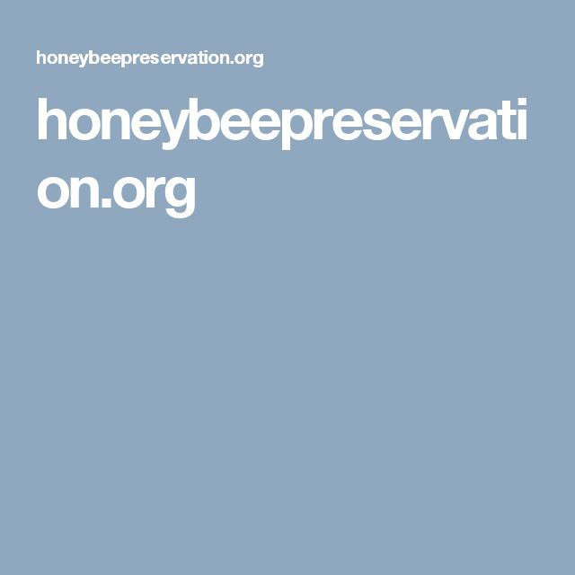 honeybeepreservation.org