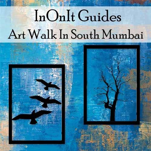 Head out for an art walk in South Mumbai.