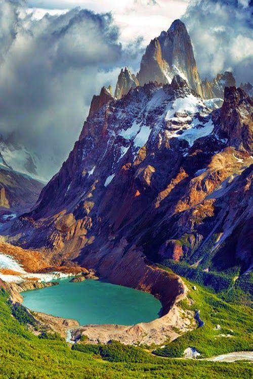 Stunning Mountain