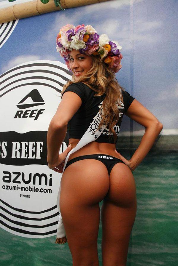 Desde hace 9 años, la marca de ropa y equipamiento de surf Reef celebra su famoso concurso Miss Reef en diferentes ciudades de Latinoamérica. En