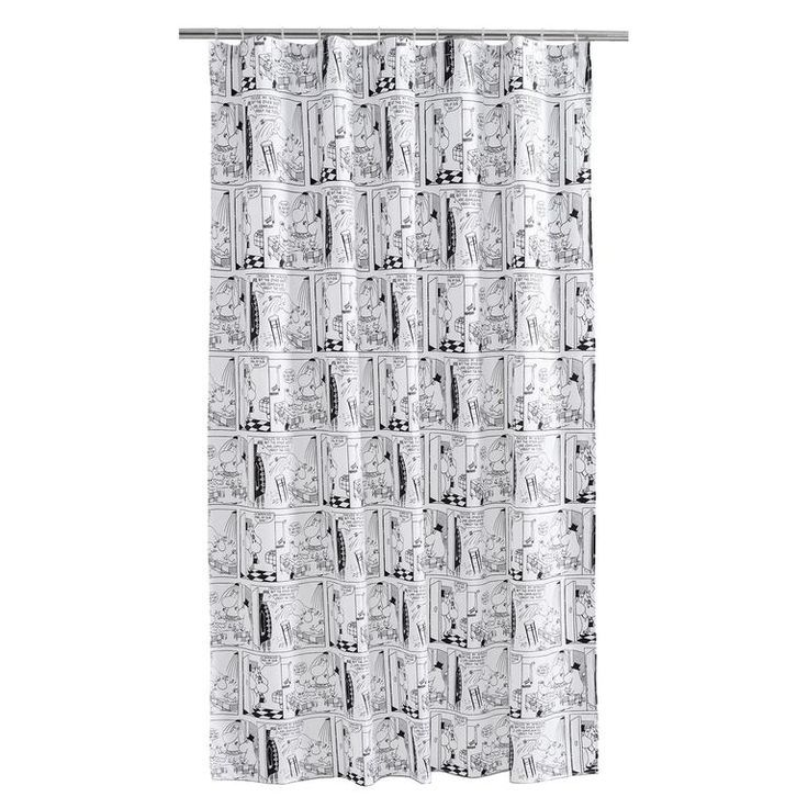 Moomin shower curtain by Finlayson - The Official Moomin Shop
