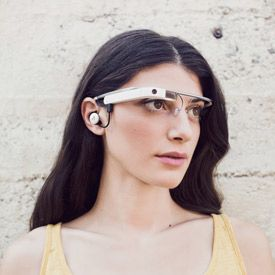 New Google Glass ...  These are amazing!!!  Topic for marketing last semester. Can't wait to have a pair for myself.