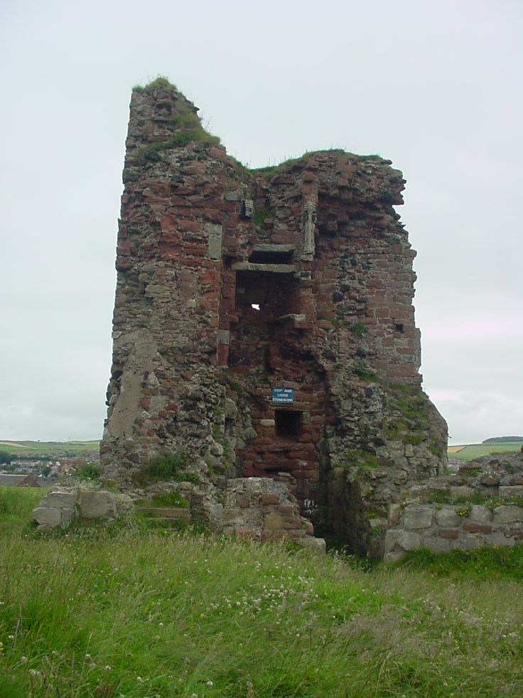 Was It Castle Caerlaverock