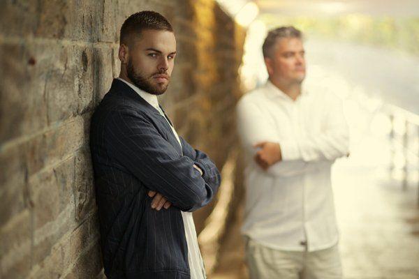 Der DSDS-Gewinner Daniel Schuhmacher traf vor drei Jahren auf den Multi-Instrumentalisten und Songwriter Marcus Loeber. Zusammen gründeten sie das Projekt DSFZKE.
