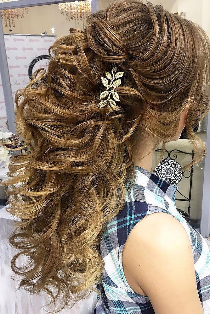Chic Und Easy Hochzeitsgast Frisuren Mehr Sehen Www