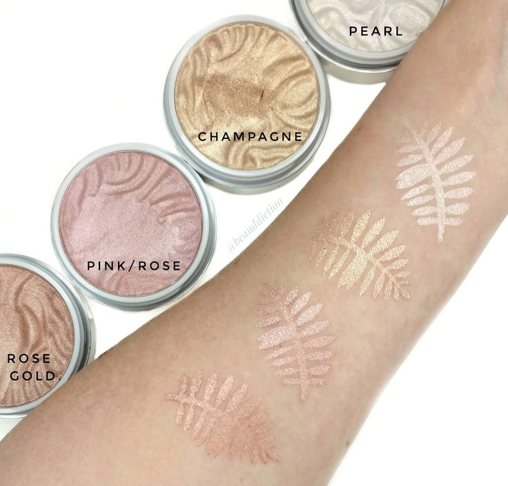 These look so nice! - www.99centrazor.com | NEW Physicians Formula Butter Highlighters + Swatches! - Beauddiction