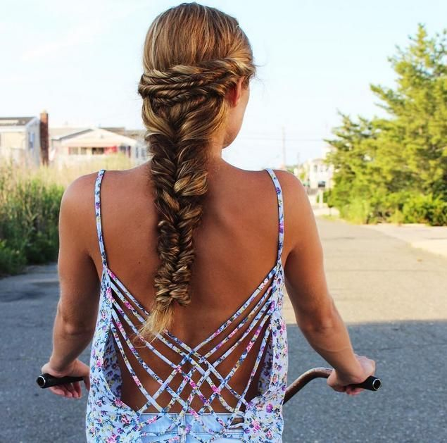 Summer Braids Beach Hair Natural Waves Long Blonde Messy Manes Free Your Wild