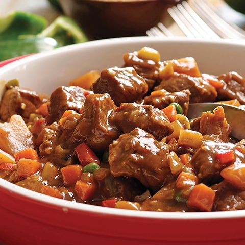 Flavourful Beef Curry