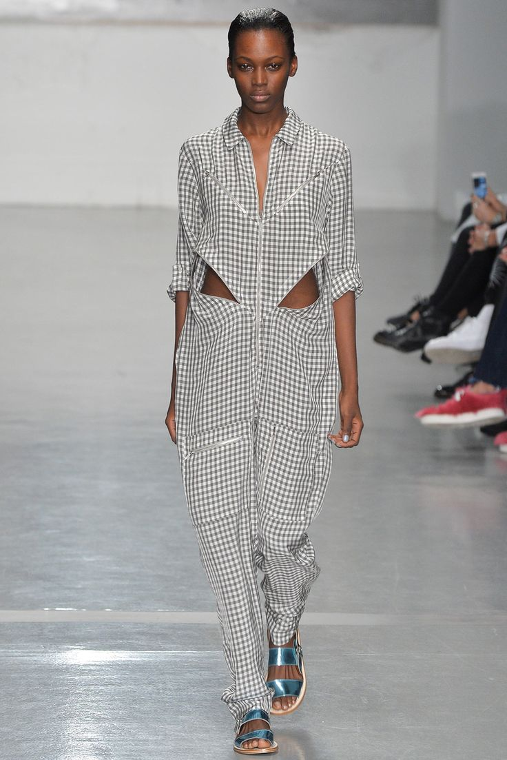 Spring 2015 Ready-to-Wear - Richard Nicoll