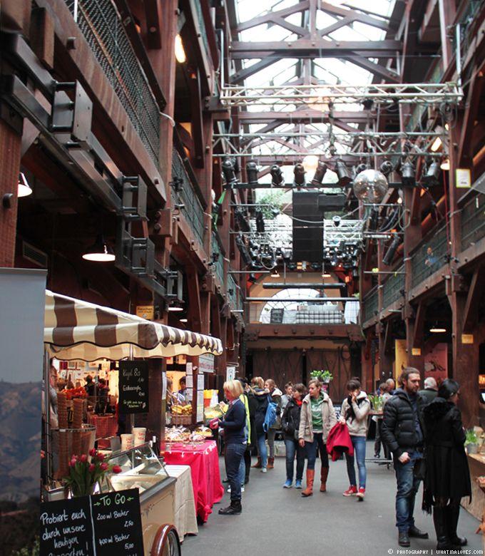 {Lovely Places} Marktzeit in der Fabrik in Hamburg