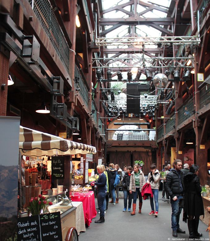 ...what Ina loves ❤ : {Lovely Places} Marktzeit in der Fabrik in Hamburg