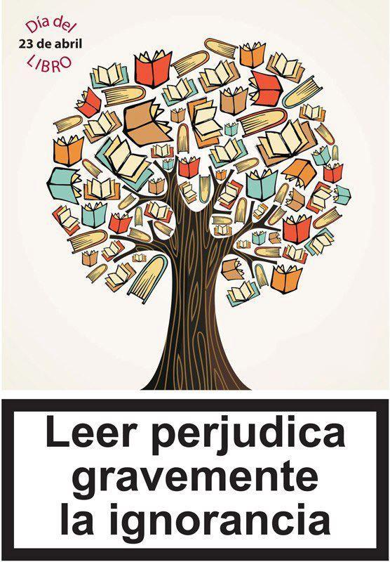 Frases populares originalmente modificadas para adaptarlas al mundo de la lectura y los libros.¿Quieres ver más? Pincha en la imagen...