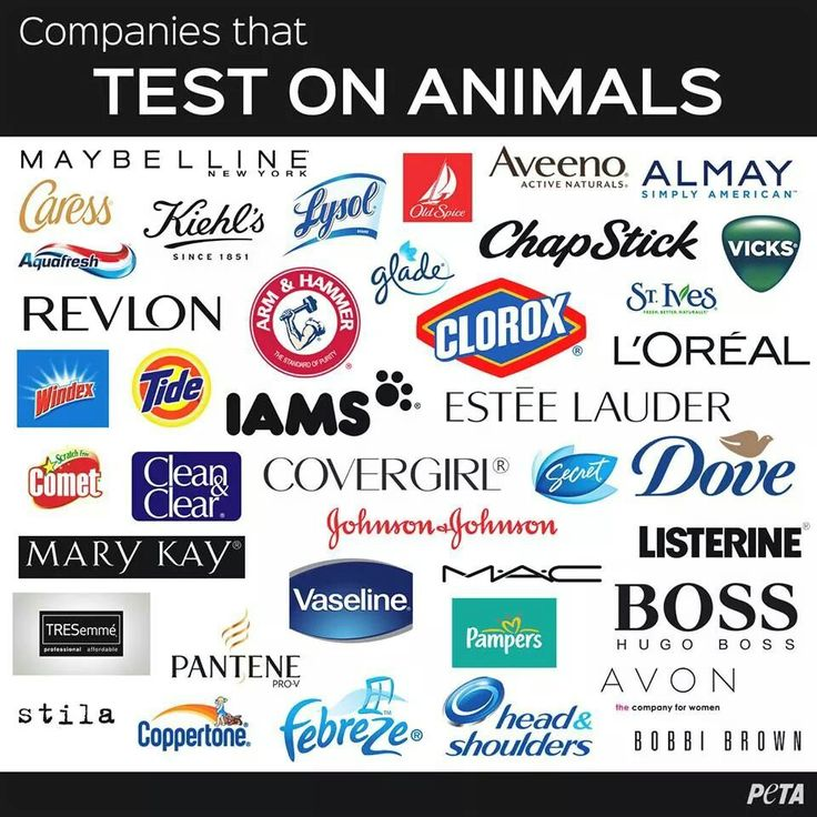 8 best images about Cruel free products and information on ...