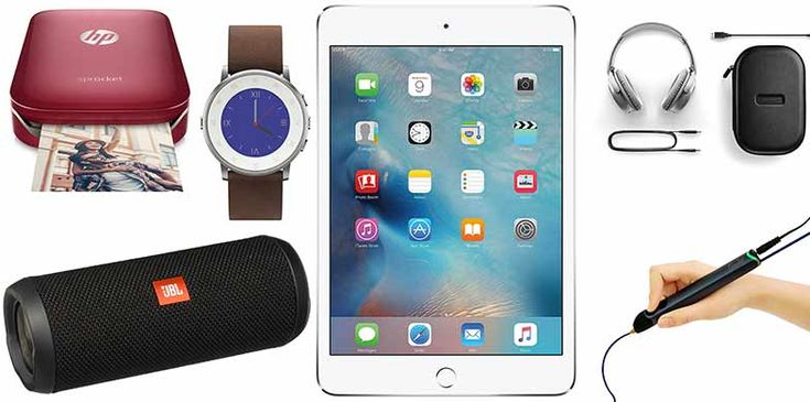 Ideas For Her  #tech #gifts #giftsforher
