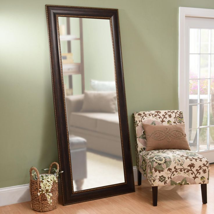 Add A Unique And Bold Piece Of Decor To Your Home With Kirklands Leaner Mirrors
