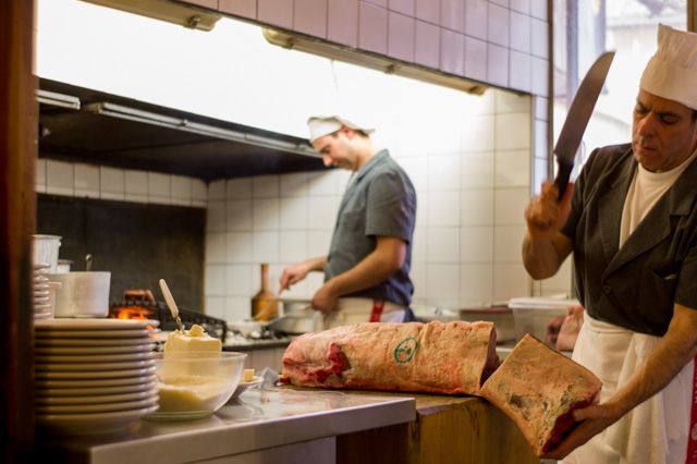 Trattoria Sostanza, Florence, 10 places to eat in Florence