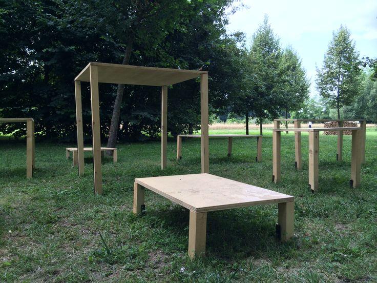 Li Jiang - tavolo con tavolo