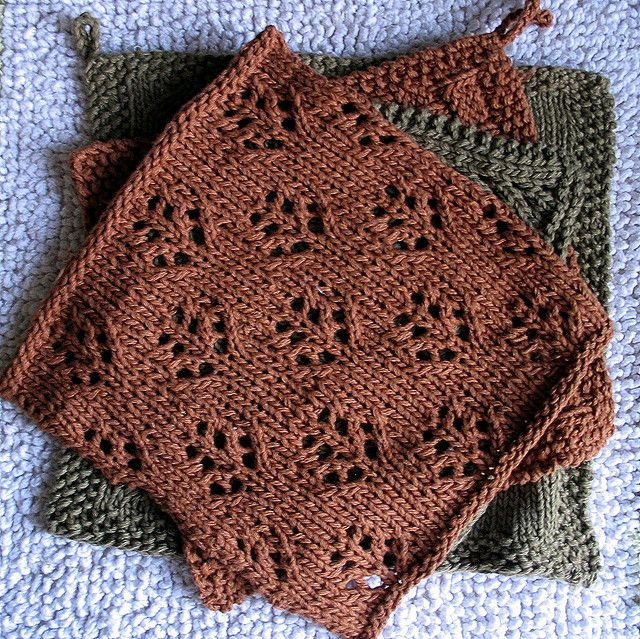 Pine Cone Knitting Pattern : 17 Best images about dish cloth on Pinterest Summer stripes, Yarns and Ravelry