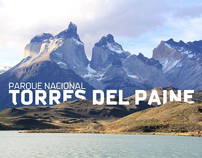 """Check out new work on my @Behance portfolio: """"Torres del Paine"""" http://on.be.net/1Cbzlqv"""