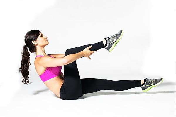 Flat Abs in Zero Time 3 ultra-effective exercises that quickly sculpt a tight midsection.