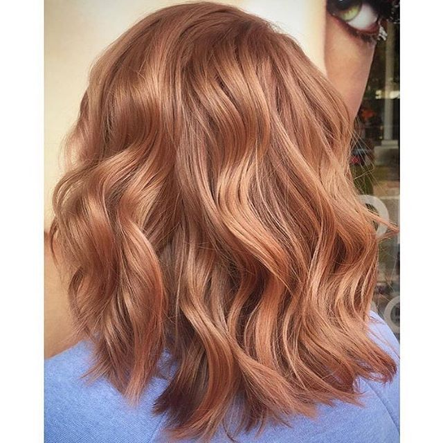 Beautiful Rose Gold  Colour Inspo…by Shannon Artistic Visions East Perth