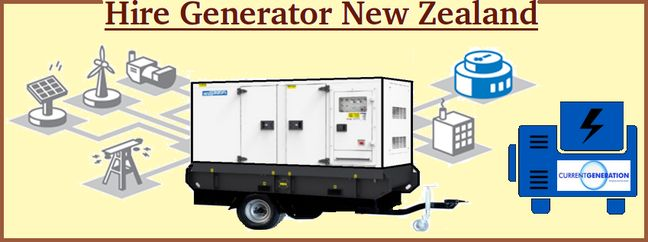 Hire generator New Zealand services provide small, medium and large size's generators. Some generator rental services also reduce the charges of delivering generator to your location.